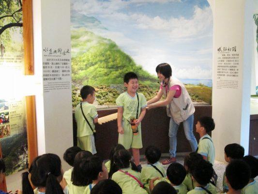 員山生態教育館:環境教育課程執行