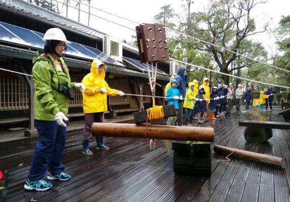 羅東自然教育中心:新時代森林泰山