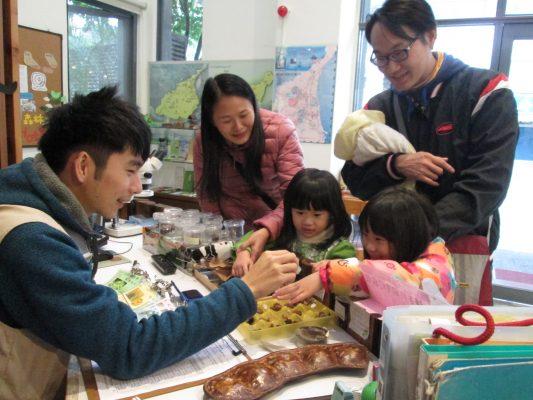 員山生態教育館:與民眾的互動